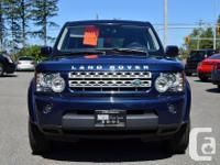Make Land Rover Colour Blue Trans Automatic kms 82578