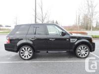 Make Rover Model Range Rover Year 2011 Colour Black