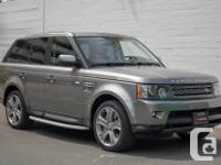 Make Land Rover Model Range Rover Sport Year 2011