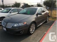 Make Lincoln Model MKS Year 2011 Colour Grey kms 74344