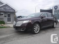 Make Lincoln Model MKT Year 2011 Colour RED kms 178000