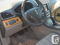Make Lincoln Model MKX Year 2011 Colour White kms
