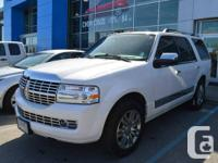 This 2011 Lincoln  Navigator has just hit our lot and
