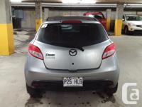 Make Mazda Model Mazda2 Year 2011 Colour Silver kms