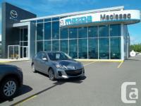 Make. Mazda. Version. 3. Year. 2011. Colour. SILVER.