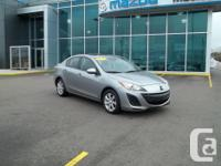 Make. Mazda. Model. 3. Year. 2011. Colour. SILVER.