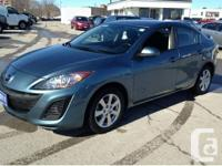 2011 Mazda 3 GS - NO accidents, Auto, Fully Power