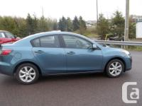 Make Mazda Model MAZDA3 Year 2011 Colour BLUE kms