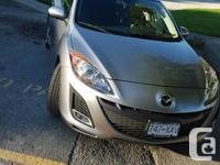 Make Mazda Model Mazda3 Sport Year 2011 Colour grey
