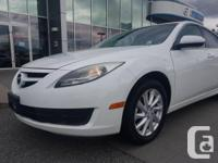Make Mazda Model 6 Year 2011 Colour White kms 57644