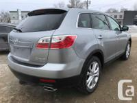Make Mazda Model CX-9 Year 2011 Colour grey kms 143000