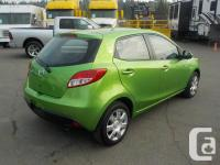 Make Mazda Model Mazda2 Year 2011 Colour Green kms