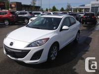 This Mazda 3 Sedan really is in great shape. You can
