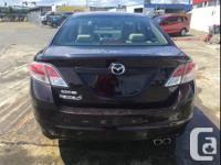 Make Mazda Model MAZDA6 Year 2011 Colour Black Cherry