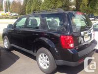 2011 Mazda Tribute GX  Stock A7296A  Automatic  Black