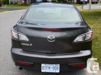 Make Mazda Model Mazda3 Year 2011 Colour Grey kms