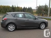 Make Mazda Model MAZDA3 Year 2011 Colour DARK GREY kms