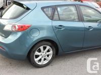 Make Mazda Model MAZDA3 Year 2011 Colour Blue kms