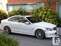 Make Mercedes-Benz Model C63 Year 2011 Colour WHITE