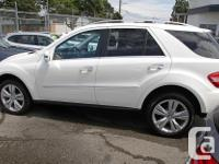 Make Mercedes-Benz Model Ml Year 2011 Colour White kms