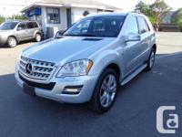 Make Mercedes-Benz Model ML350 Year 2011 Colour silver