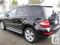 Make Mercedes-Benz Model ML350 Year 2011 Colour Black