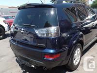 Make Mitsubishi Model Outlander Year 2011 Colour BLACK