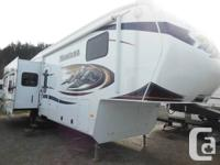 2011 Montana 3400RL 5th Wheel  Features: Satellite Dome