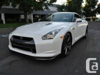 2011 Nissan GT-R 2dr Cpe Premium 2011 Nissan GT-R 2dr