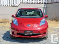 Make Nissan Model Leaf Year 2011 Colour Red kms 88000