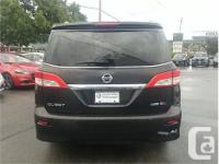 Make Nissan Model Quest Year 2011 Colour Brown kms