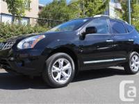 Make Nissan Model Rogue Year 2011 Colour Black kms