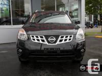 2011 Nissan Rogue SV (Black) Engine: 2.5L I4 170 HP (4