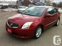 2011 Nissan Sentra 2.0 Fully Loaded - $ 8499 only 2011