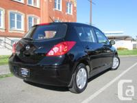 Make Nissan Model Versa Year 2011 Colour Black kms