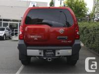 Make Nissan Model Xterra Year 2011 Colour Red kms
