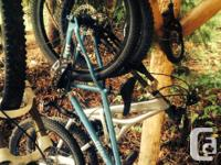 2011 Norco havoc blue. Has actually spent most if it's