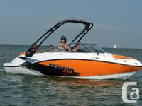 Incredible watercraft, twin engine rotax 155 hp 4