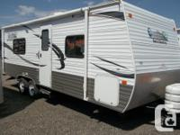2011 Out Doors Rv back Country 24 Foot Equipped with a