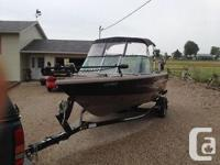 2011, Princecraft 186 Limited Edition with 3 swivel