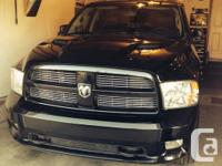 Make Dodge Year 2011 Colour Black kms 189000 Fully