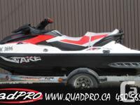 2011 bombardier sea-doo wake pro 215 - 48,05$/SEMAINE