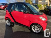 Make Smart Model FORTWO Year 2011 Colour Red kms 81000