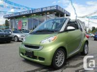 2011 smart Fortwo passion cabriolet FREE IPAD -