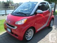 Make Smart Model FORTWO Year 2011 Colour Red kms 71000
