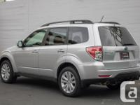 Make Subaru Model Forester Year 2011 Colour Silver kms