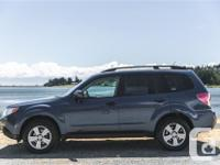 Make Subaru Model Forester Year 2011 Colour Blue kms