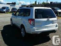 2011 SUBARU FORESTER 2.5 I LIMITED WITH GPS  - 2.5 L