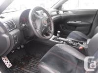 Make Subaru Model WRX STi Year 2011 Colour WHITE kms