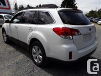 Make Subaru Model Outback Year 2011 Colour White kms